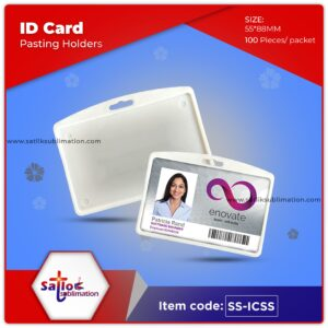 ID Card Pasting Holder
