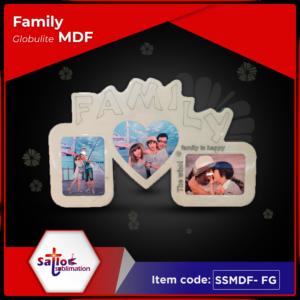 Family Globulite MDF