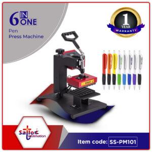 6 in 1 Pen Press Machine