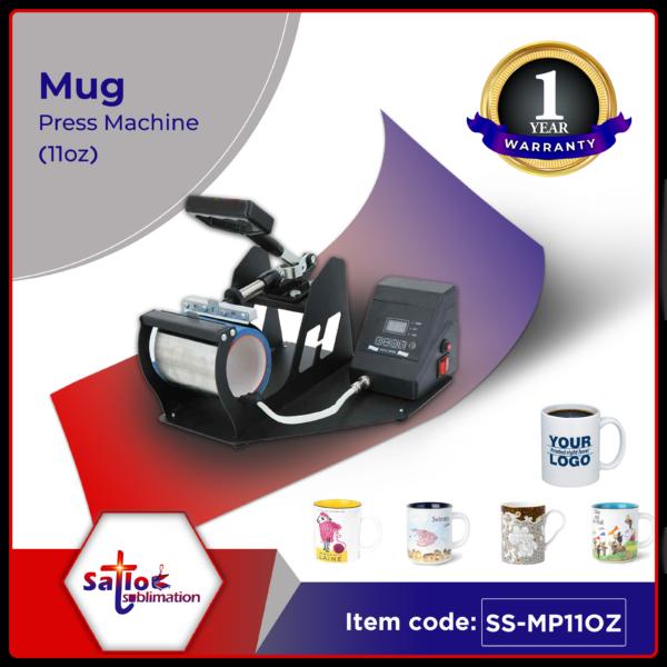 Mug Press Machine (11oz)