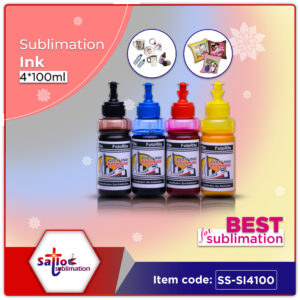 Sublimation ink 4*100ml