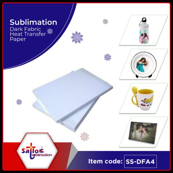 Dark Fabric Heat Transfer Paper
