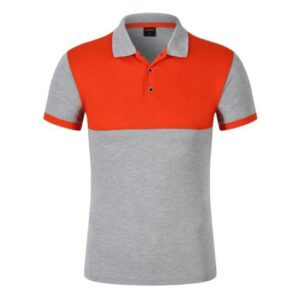 Chest & Shoulder Colored Polo