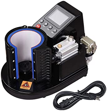 Automatic Pneumatic Vacuum Mug Press Machine
