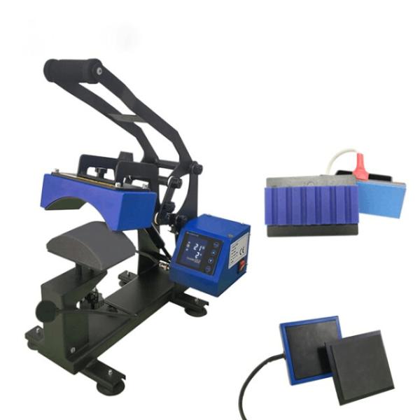 Pen cap & Logo Heat Press Machine