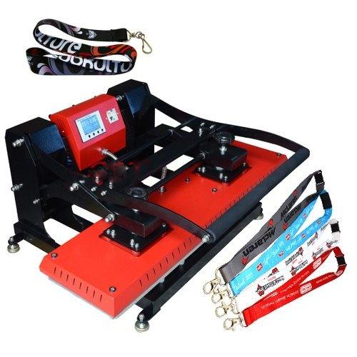 Lanyard Heat Press Machine